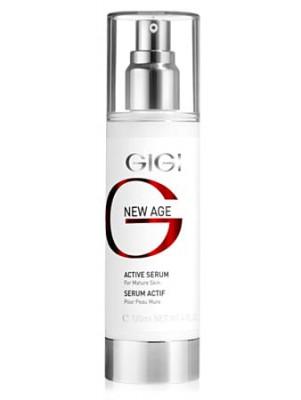 Сыворотка активная GIGI New Age Active serum 120 мл: фото