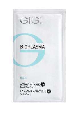 Маска Активизирующая для всех типов кожи GiGi BIOPLASMA Activating Mask 20мл*5: фото
