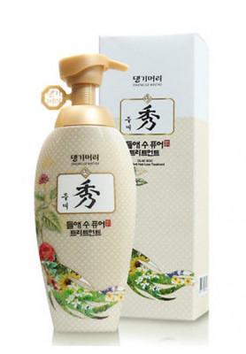 Кондиционер против выпадения волос Daeng Gi Meo Ri Dlae Soo Pure Treatment 400мл: фото