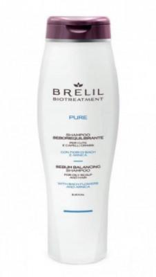 Шампунь против перхоти BRELIL BIOTREATMENT PURE ANTIDANDRUFF Shampoo 250 мл: фото