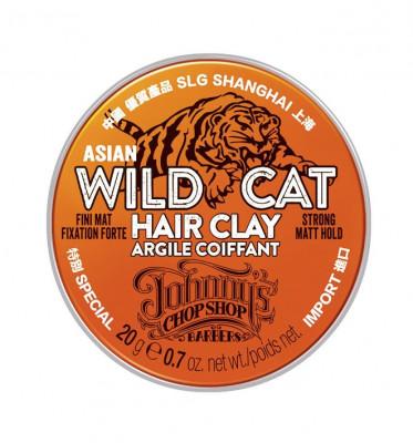 Глина для устойчивой фиксации волос Johnny's Chop Shop Style 20 г: фото