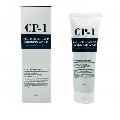 Шампунь для волос ПРОТИВ ВЫПАДЕНИЯ ESTHETIC HOUSE CP-1 Anti-hair loss scalp infusion shampoo, 250 мл: фото