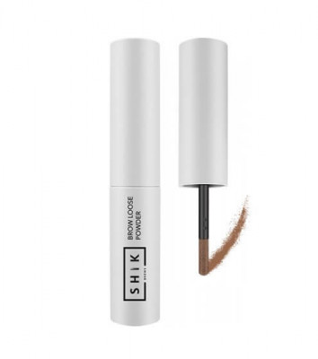 Пудра для бровей SHIK Brow loose powder soft brown 1г: фото