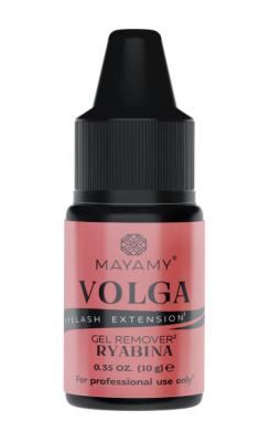 Ремувер для ресниц гелевый MAYAMY VOLGA Ryabina 10г: фото