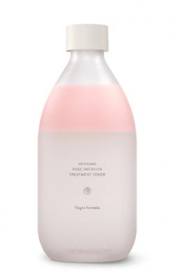 Тоник лечебный с экстрактом дамасских роз Reviving Rose Infusion Treatment Toner 200мл: фото