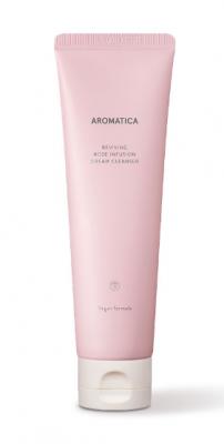 Пенка кремовая с экстрактом розы Reviving Rose Infusion Cream Cleanser 145г: фото