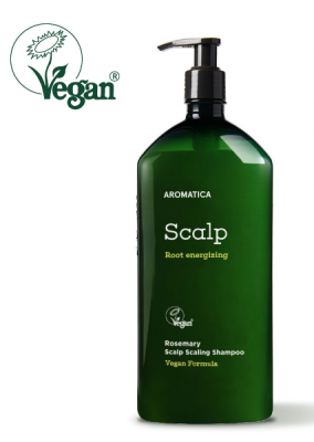 Шампунь укрепляющий с розмарином Rosemary Scalp Scaling Shampoo (Jumbo Size) 900мл: фото
